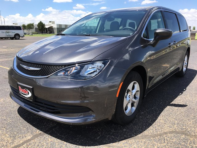 new 2017 chrysler pacifica lx minivan in lubbock c7326 frontier dodge. Black Bedroom Furniture Sets. Home Design Ideas