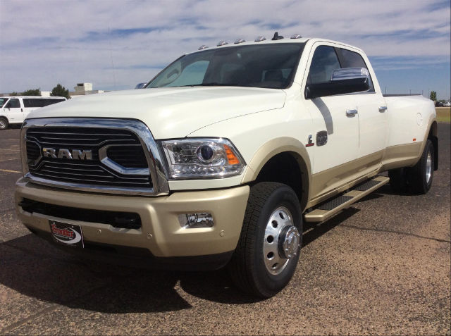new 2017 ram 3500 laramie longhorn crew cab in lubbock t74325 frontier dodge. Cars Review. Best American Auto & Cars Review
